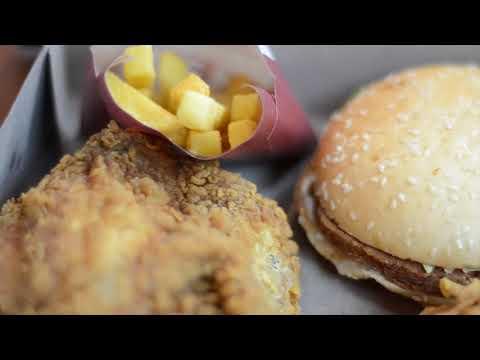 KFC Venezuela vs. KFC China