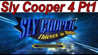 """Sly Cooper Thieves In Time Walkthrough Part 1/25 """"Sly Cooper 4 Gameplay"""" Let"""