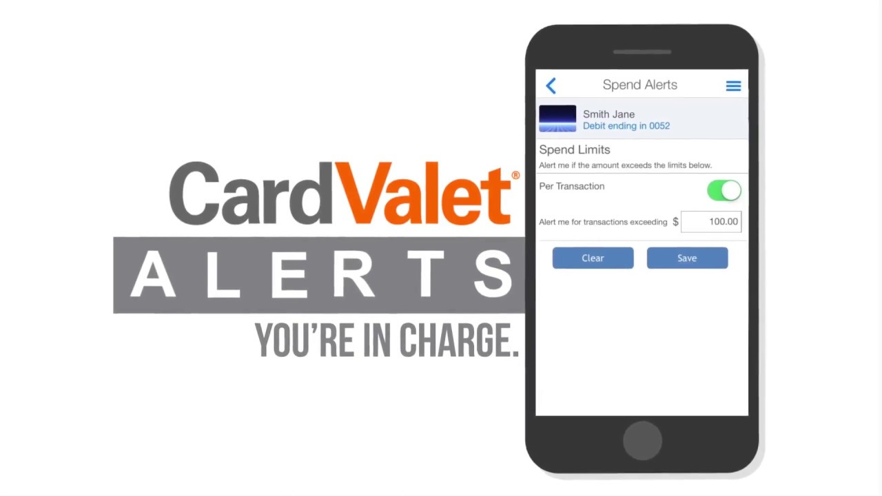 Check Out the CardValet App for Better Financial Security