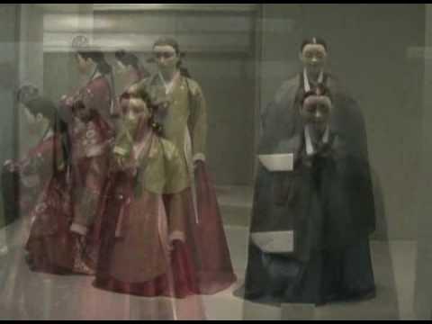 Korea (CS-15) National Folk Museum
