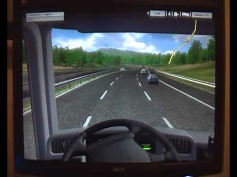 Euro Truck simulator UK and Europe edition/ episode 1