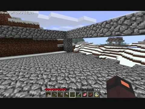 Gryphon666's Adventures in Minecraft - Part 12: Building a S