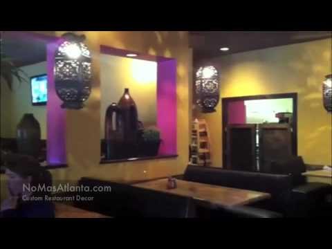 Mexican Restaurant Decor mexican restaurant decorno mas! productions - youtube