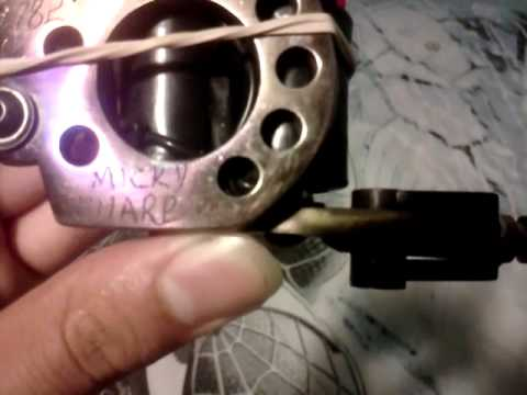 Micky sharpz tattoo machine Real or Fake ??? - YouTube