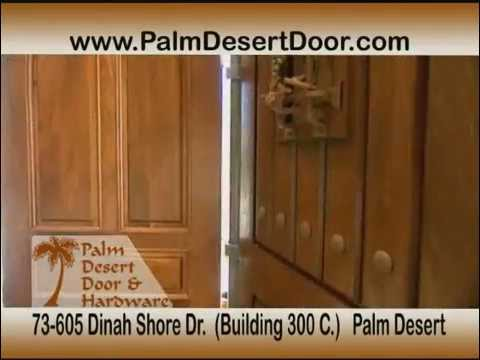 Exceptionnel Palm Desert Door And Hardware