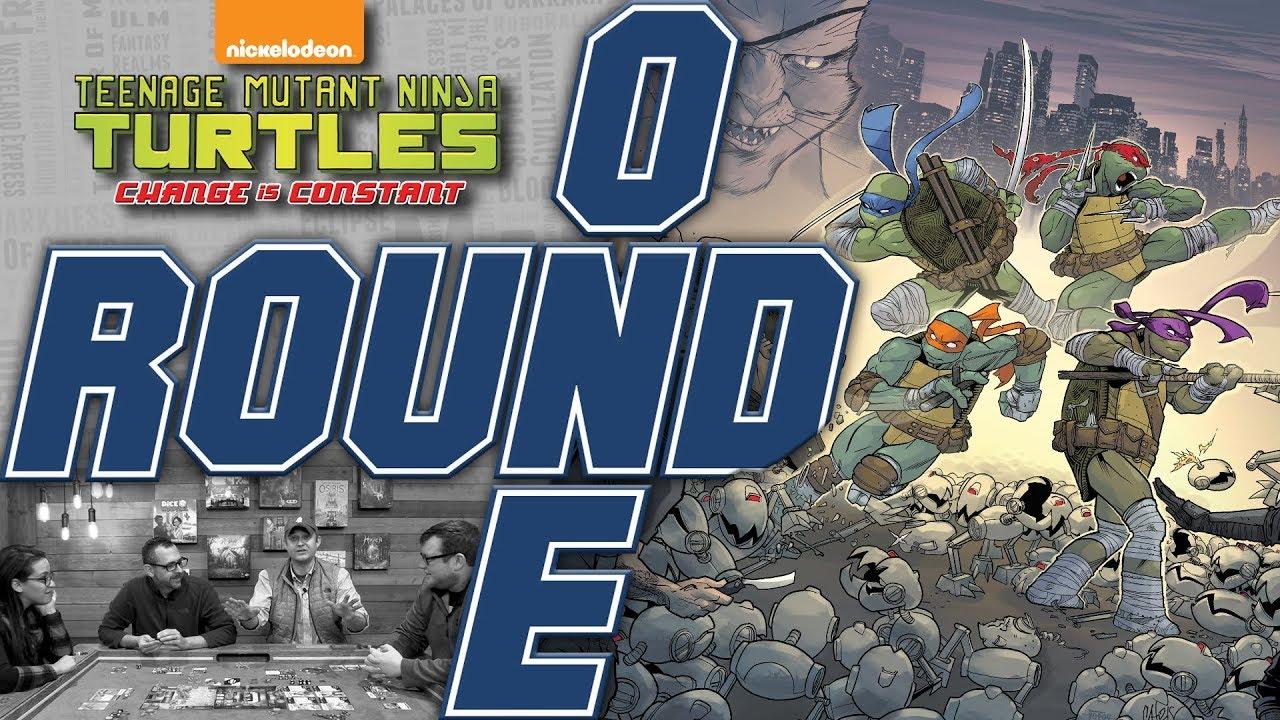 Teenage Mutant Ninja Turtles Adventures City Fall by IDW