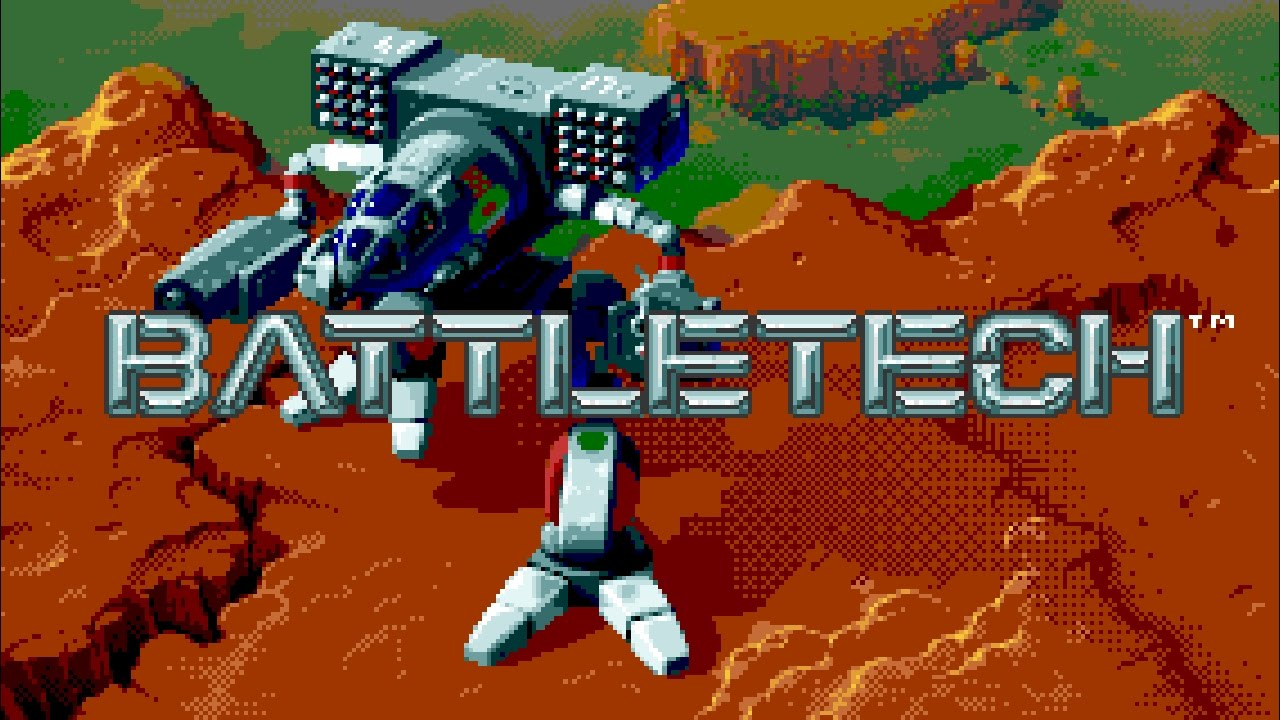 Battletech Sega Genesis Complete Walkthrough Youtube