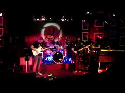 """Joe Marcinek Band """"Sand"""" The Funky Biscuit, 2-28-2018"""