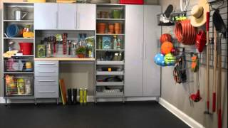 Storage Shelving For Garages Plans And How To Build