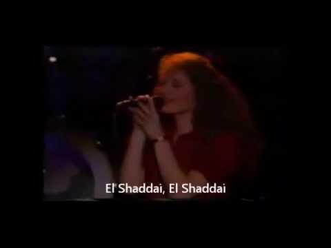 El Shaddai - Amy Grant -legendado em português (1985)