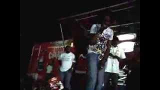 Shawn Storm Live @ Indipendent City On Digicel Roadshow  DEC 2010 Pt II Di End