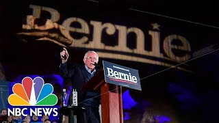 Sanders Laps The Competition In Nevada   Meet The Press   NBC News