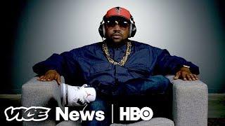 Big Boi's New Music Ep  1  VICE News Tonight (HBO)