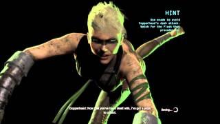 Batman: Arkham Origin Game Over Scenes