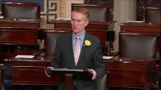 Senator Lankford Speaks on Senate Floor on 75th Anniversary of D-Day On June 4th, 2019, Senator James Lankford spoke on the Senate floor about the 75th anniversary of D-Day, taking place on Thursday, June 6th, 2019., From YouTubeVideos
