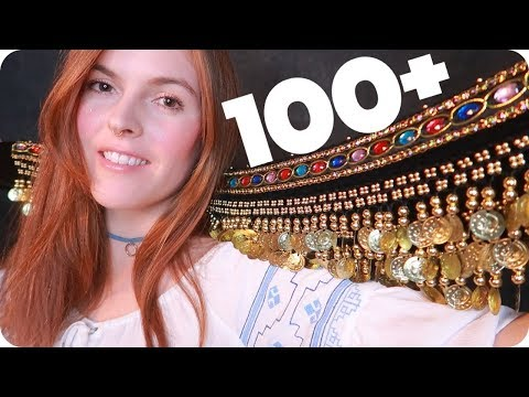 ASMR 100+ Triggers in 18 Minutes 😱