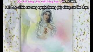Ave Maria (TT) - karaoke playback - http://songvui.org