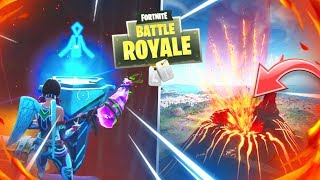 HEUTE LOOT LAKE EVENT.. VULKAN BRICHT AUS!🔥⚠ │Fortnite Battle Royaldeutsch