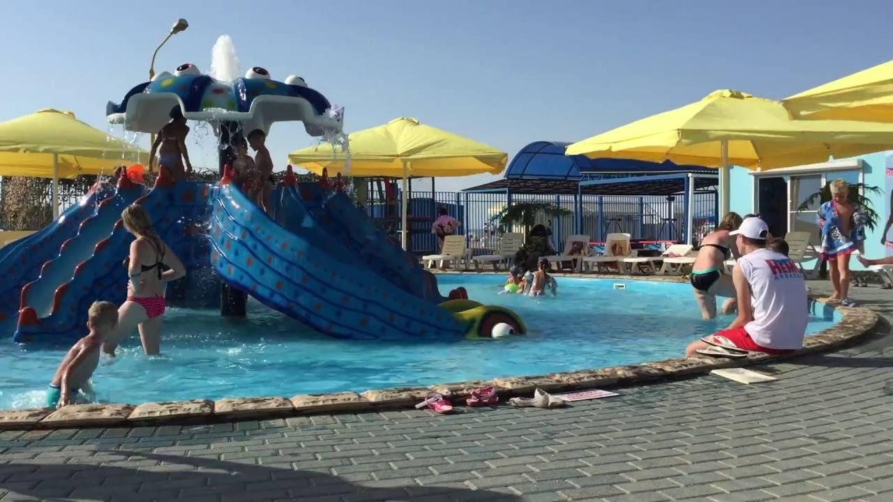 фото ейска аквапарк