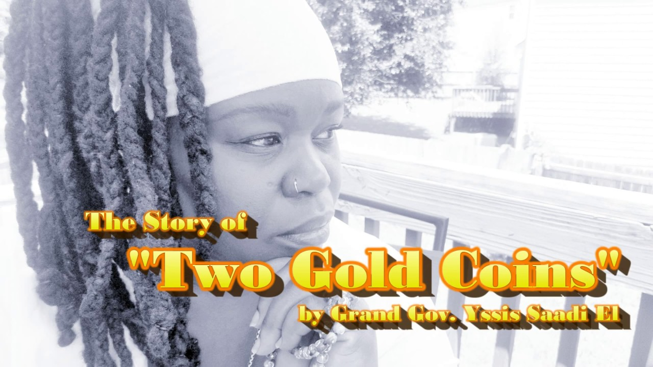 Moorish Sufi Story: Two Gold Coins