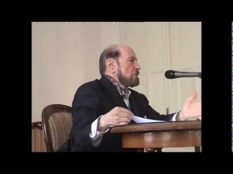 prof Darko Suvin - lecture at University of Arts in Belgrade part 1