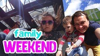 Crazy семейный выходной у RenataLife | Классный спиннер | Поездка в Уфу