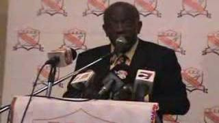 Jack Warner talks after T&T 2-2 draw with Jamaica