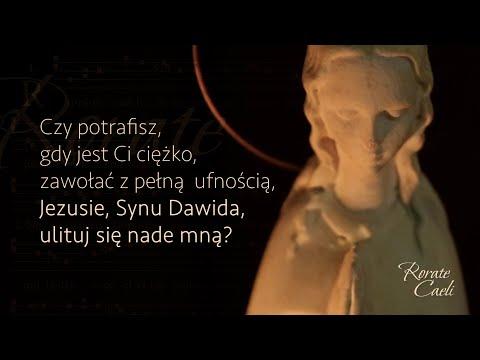 #RorateCaeli - piątek, 4 grudnia - Jezusie, ulituj się nade mną