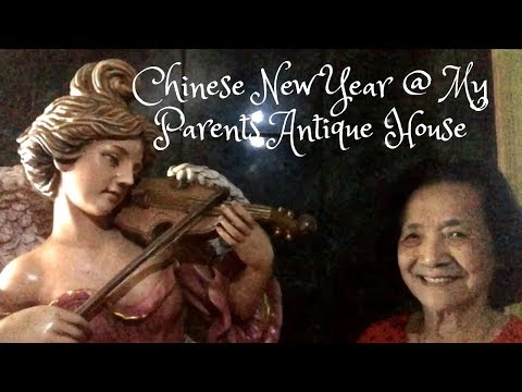 Travel to My Parents Antique House l Chinese New Year