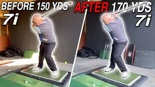 How to Release tнe Golf Club Later & Gain 20 Yards!