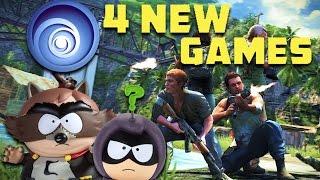 Ubisoft CONFIRMS New 2017 Games