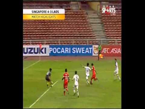 Malaysia 2-0 Indonesia Singapore 4-3 Laos Highlight And  Group Stage Analysis