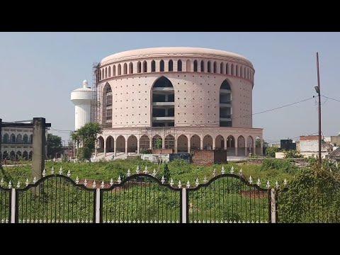 Darul Uloom Deoband library|| New Sheikhul hind library||  دارالعلوم دیوبند شیخ الہند لایبریری