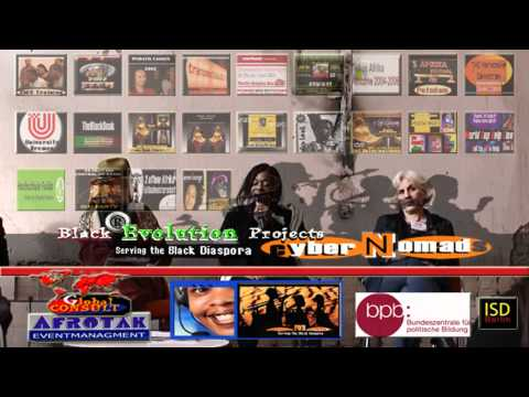 Diversity Black German Medien UNESCO Migration Kultur Deutschland Afrika AFROTAK Inter-kultur