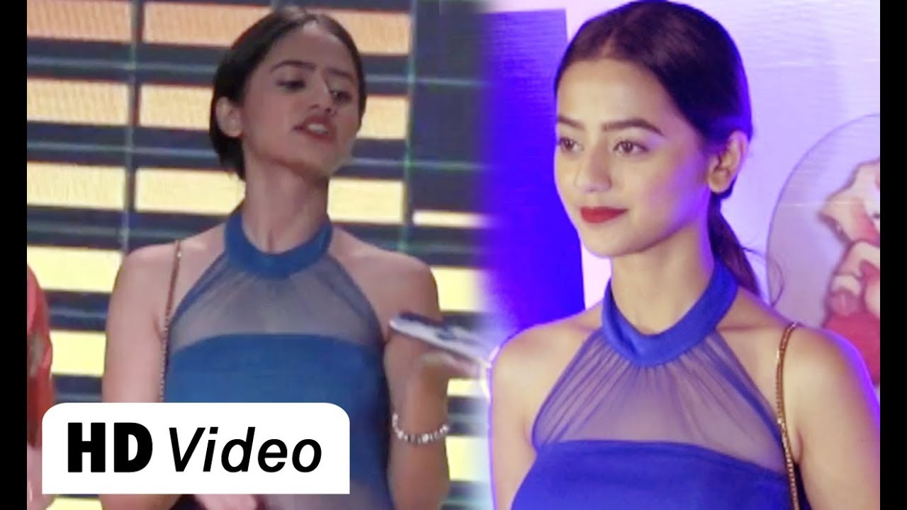 Helly Shah Crazy Dance At MUM 48 Launch