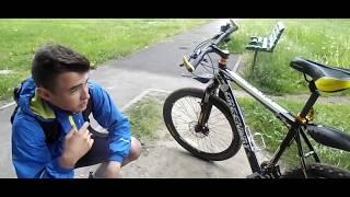 Анти- Обзор на велосипед Greenway Challenger. PONTOREZKA. 18+