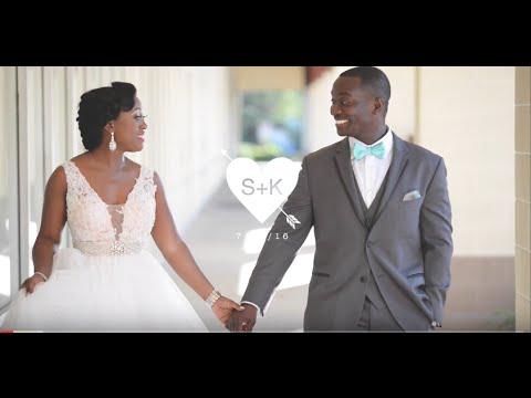 Beautiful wedding anniversary :Sheila + Kojo