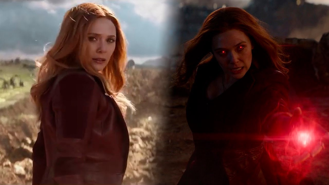 Download Scarlet Witch - All Scenes HD