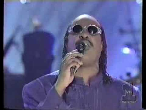 Stevie Wonder & Take 6 - Why I Feel This Way (live 1994)