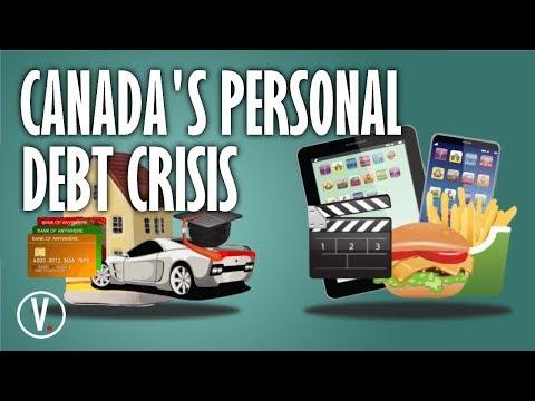 Canada's Personal Debt Crisis