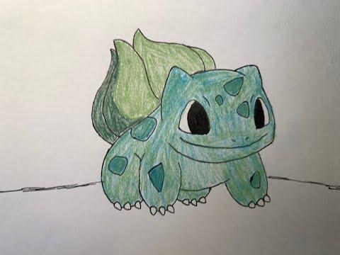 Draw That: Bulbasaur