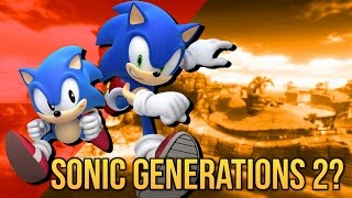 Is Sonic Generations 2 Coming? | Sonic 2016 Game