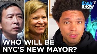 Who's Running in the NYC Mayoral Race? | The Daily Show