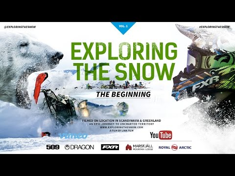 Exploring the snow -The Beginning (FULL MOVIE)