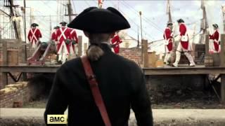 Trailer: First American Spy: TURN: Washington's Spies: Season 2 Premiere