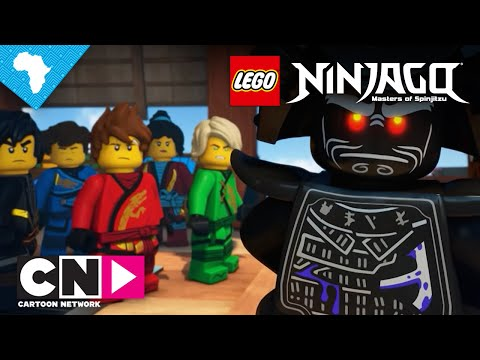 Ninjago | Back Into the Darkness | Cartoon Network Africa