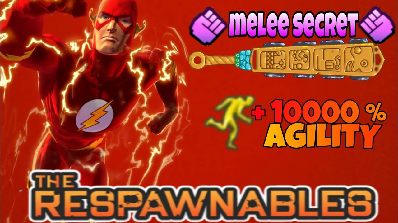 Respawnables| Secret Melee Speed Glitch| Incredible +10000% speed built!
