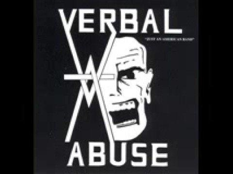 Verbal abuse disintegration