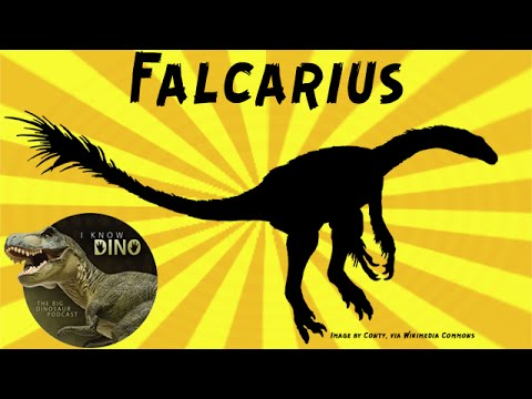 Falcarius: Dinosaur of the Day