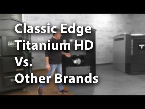 Classic Edge Titanium HD vs. Other Brands | Outdoor Wood Furnace Compare